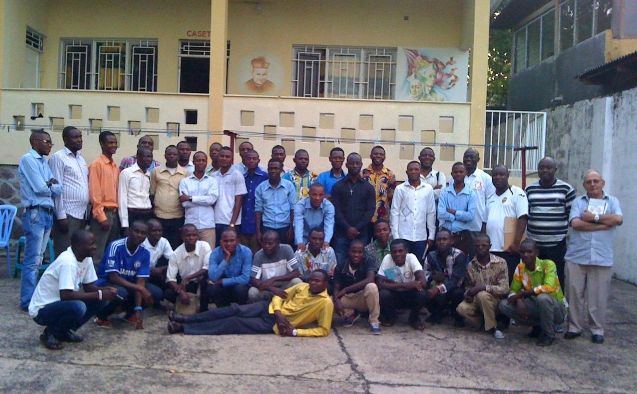 Congo vocaciones 140617