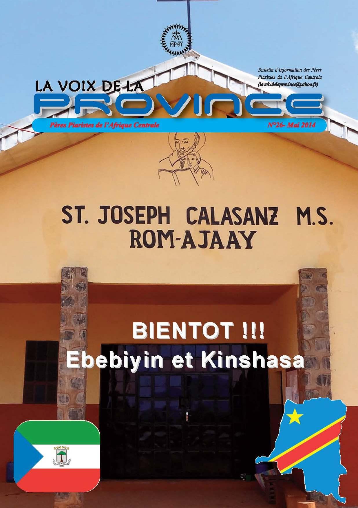 La voix de la province N26