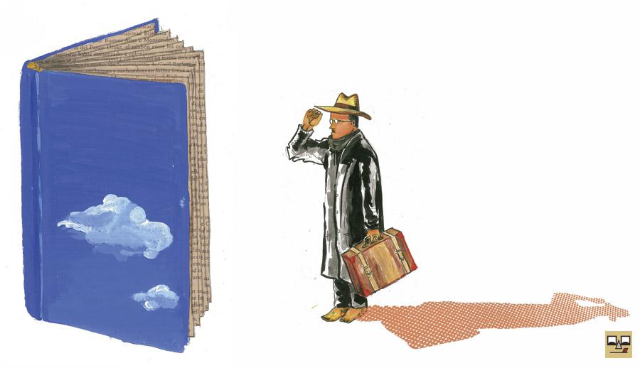 ilustracion-viajero-de-libros